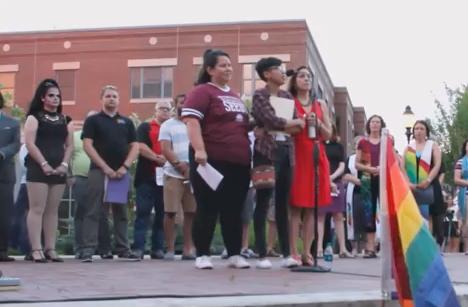 Mizzou Vigil for Orlando Attack Victims Disrupted by Black Lives Matter Activist