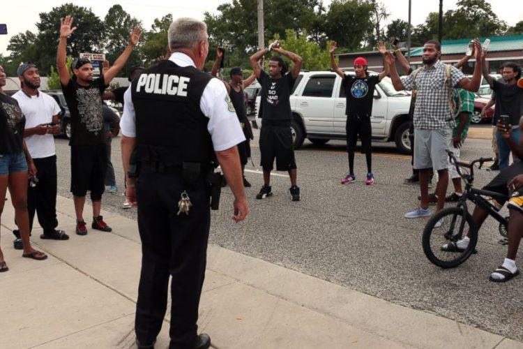 Black Criminals, White Victims, and White Guilt