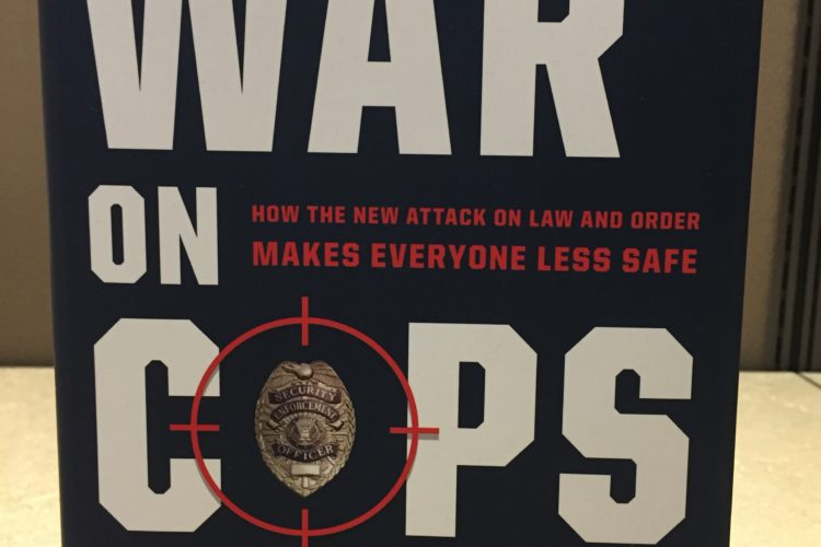'The War on Cops' by Heather Mac Donald: A Book Review