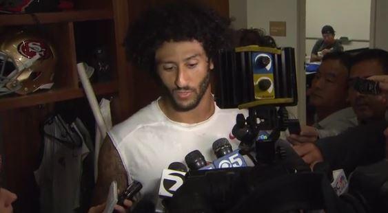 ESPN covers up Kaepernick's past offensive behavior