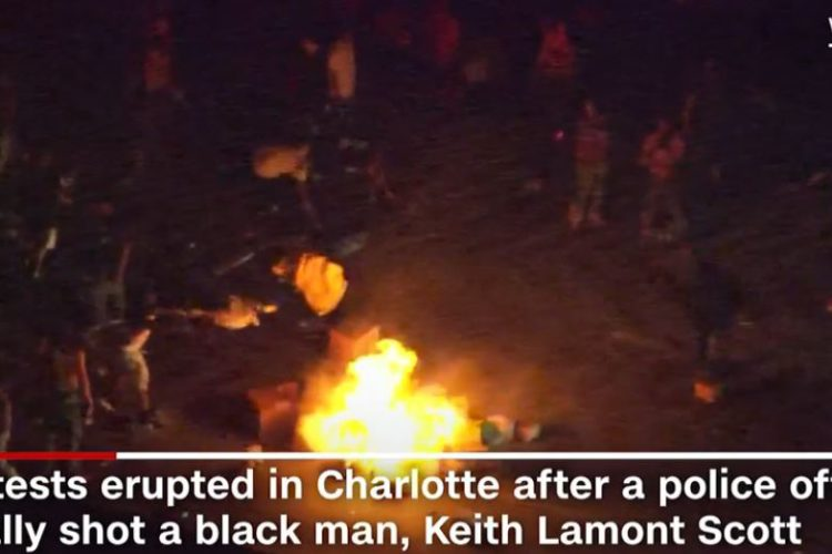 Wanted List Published for Looters, Rioters of Downtown Charlotte