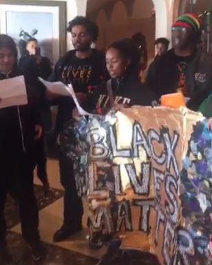 Black Lives Matter Sings Christmas Carols Rewritten with Liberal, Anti-Trump Lyrics