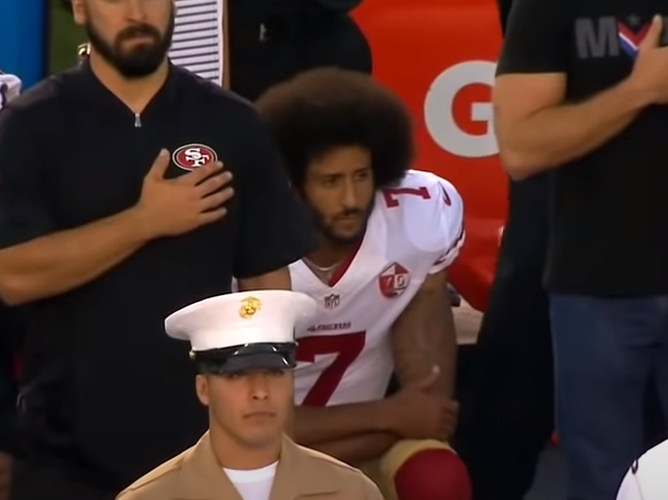 ESPN, Disney sign deal with Kaepernick to tell his side of the story