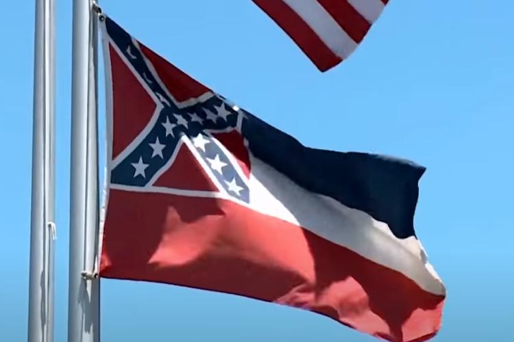 Mississippi changes state flag over Confederate battle design