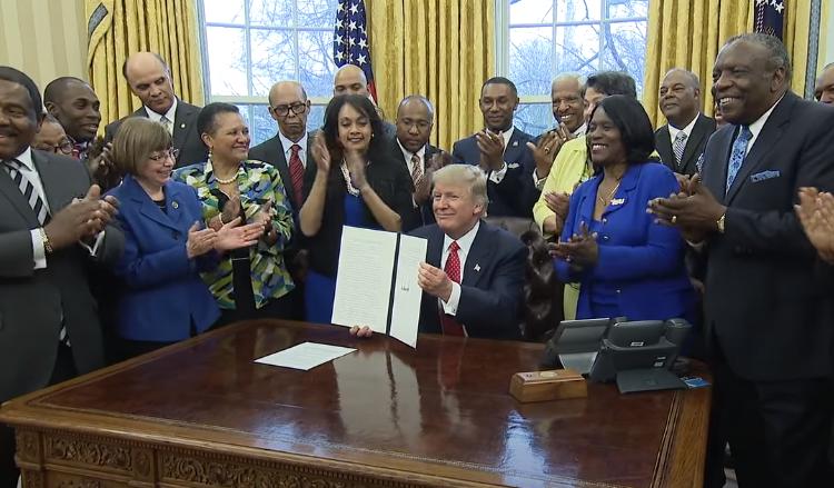 Black Lives Matter's rhetoric is wrong: Trump helped black communities